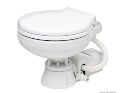 WC elettr. Super Compact tavoletta plastica