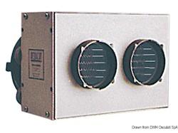 Riscaldatore centralizzato HEATER CRAFT a due uscite