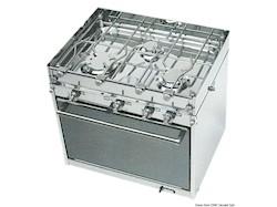 Cucina a gas serie TECHIMPEX Topline