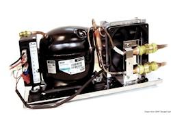 Unità refrigerante ISOTHERM by Indel Webasto Marine Secop completa di evaporatore ventilato VE150