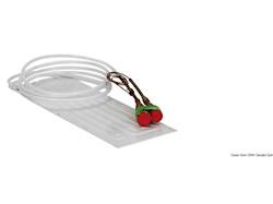 Evaporatore con giunti rapidi e termostato da collegare a 50.932.00/02