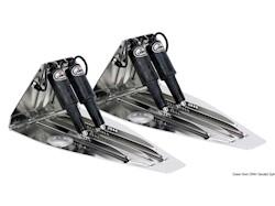 Kit correttori d'assetto LENCO High Performance HP doppio pistone