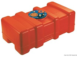 Serbatoio benzina e diesel in eltex arancione omologati CE