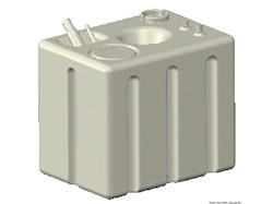 Serbatoio carburante in polietilene reticolato