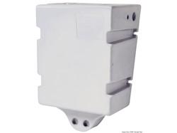 Serbatoio in polipropilene bianco per acqua potabile da lt 60, per montaggio a parete
