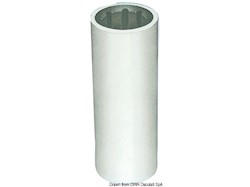 Boccola per linee d'asse con armatura esterna in resina; versione esterno/interno in millimetri