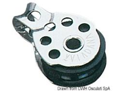 Mini bozzelli Regatta VIADANA per cime fino a 8 mm