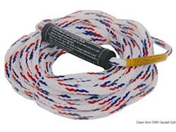 Corda traino per gonfiabili ad alta resistenza