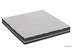 Pannelli fonoassorbenti e fonoimpedenti con tessuto in fibra di vetro ISO 4589-3