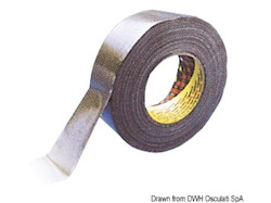 3M Y389 Waterproof Cloth Tape (Grey Tape)