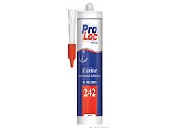Adesivo strutturale MS polimeri PROLOC 242
