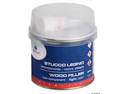 Stucco per legno bicomponente