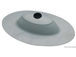 Basetta portascalmi compatta in EPDM/PVC
