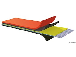 Tessuto in neoprene Orca R Pennel & Flipo per produzione e riparazione gommoni