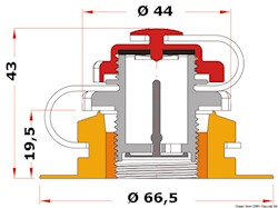 Boston valve