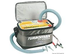 Gonfiatore elettrico per gommoni BRAVO Turbo Max