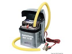 Gonfiatore / sgonfiatore BRAVO Superturbo con pressione regolabile
