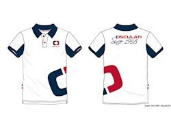 Polo Sport bianca