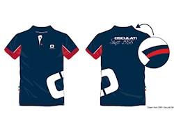 Polo Sport blu