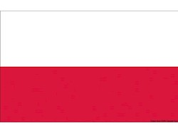 Bandiera - Polonia