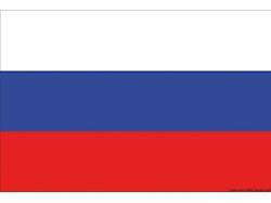 Bandiera - Russia