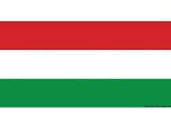 Bandiera - Ungheria