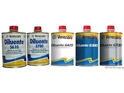 Diluente, fondo e altri prodotti VENEZIANI