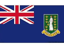 Bandiera - Isole Vergini Britanniche - nazionale