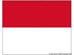 Bandiera - Principato di Monaco