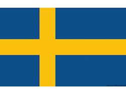 Bandiera - Svezia